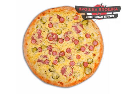Пицца Американская мал