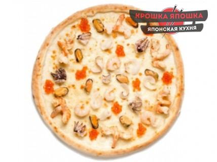 Пицца с Морепродуктами 450гр.